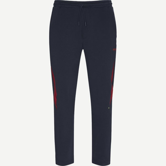 Halko Sweatpants - Bukser - Regular - Blå