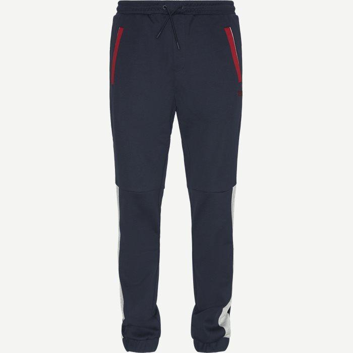Hadiko 1 Sweatpant - Bukser - Regular - Blå