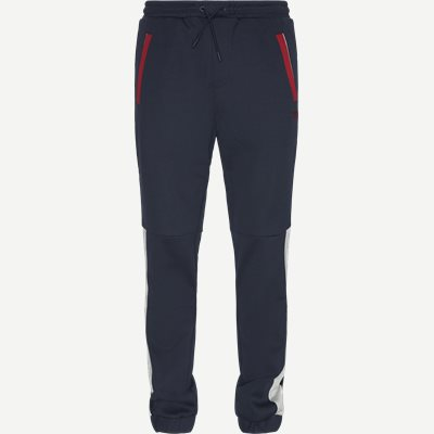Hadiko 1 Sweatpant Regular | Hadiko 1 Sweatpant | Blå