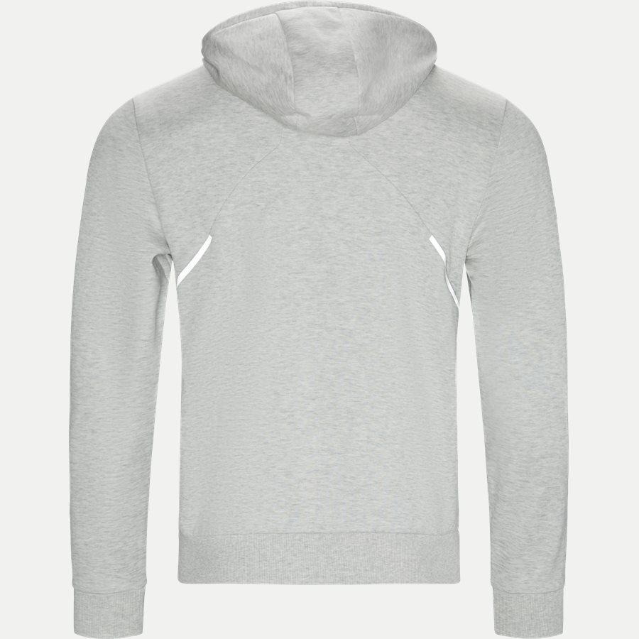 50399379 SAGGY - Saggy Hoodie - Sweatshirts - Regular - GRÅ - 2