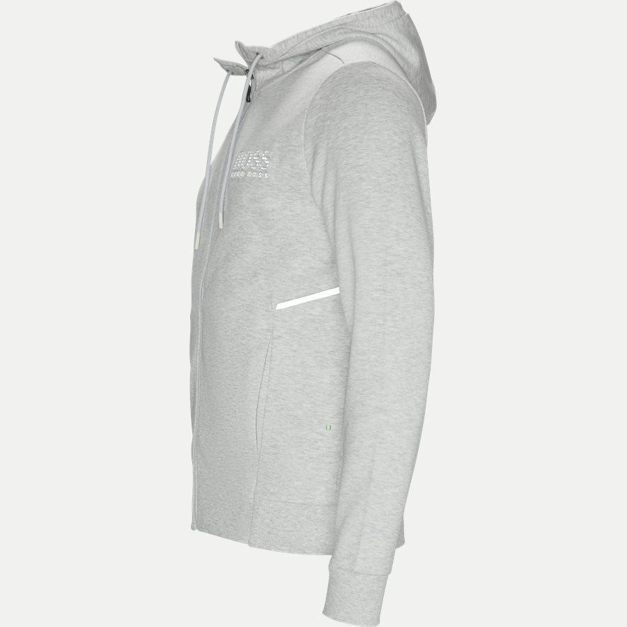 50399379 SAGGY - Saggy Hoodie - Sweatshirts - Regular - GRÅ - 3