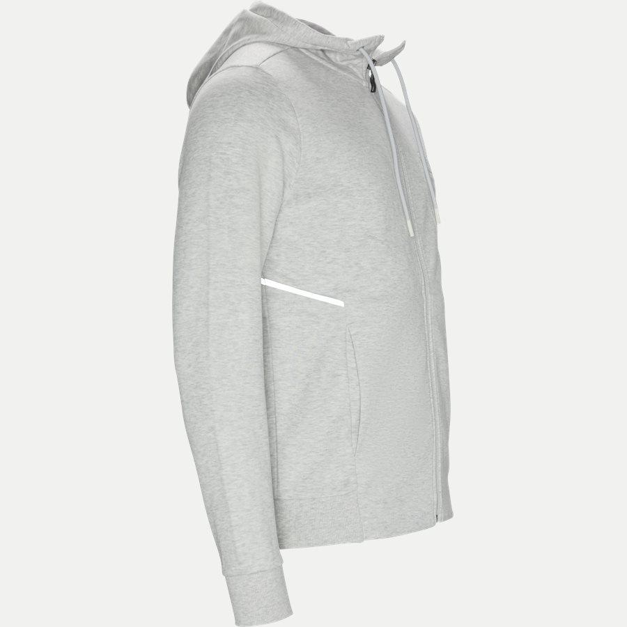 50399379 SAGGY - Saggy Hoodie - Sweatshirts - Regular - GRÅ - 4