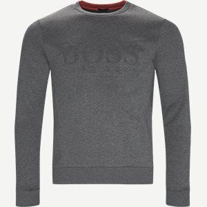 Salbo Sweatshirt Slim | Salbo Sweatshirt | Grå