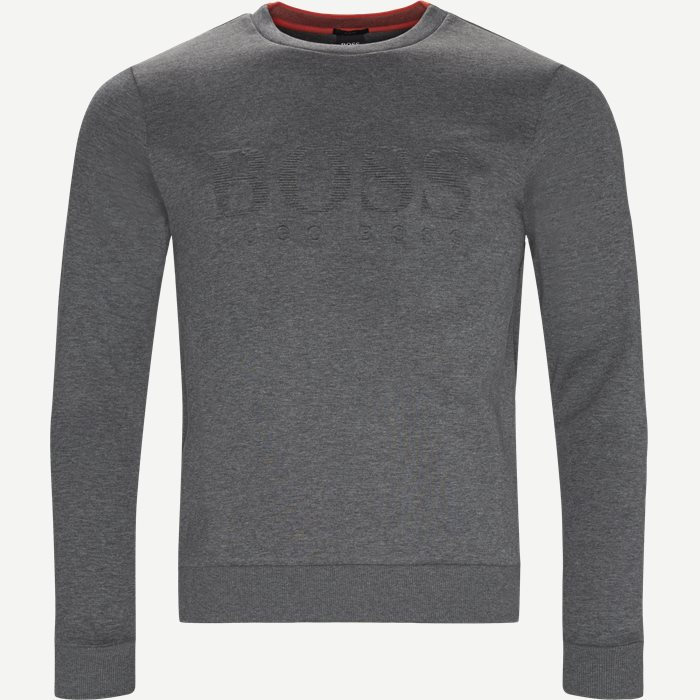 Sweatshirts - Slim - Grey