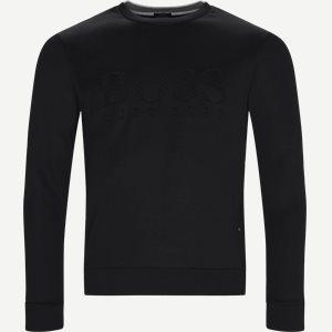 Salbo Sweatshirt Slim   Salbo Sweatshirt   Sort