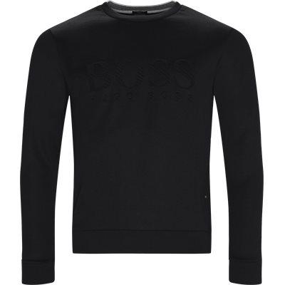 Salbo Sweatshirt Slim | Salbo Sweatshirt | Sort