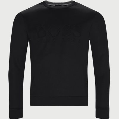 Slim | Sweatshirts | Black