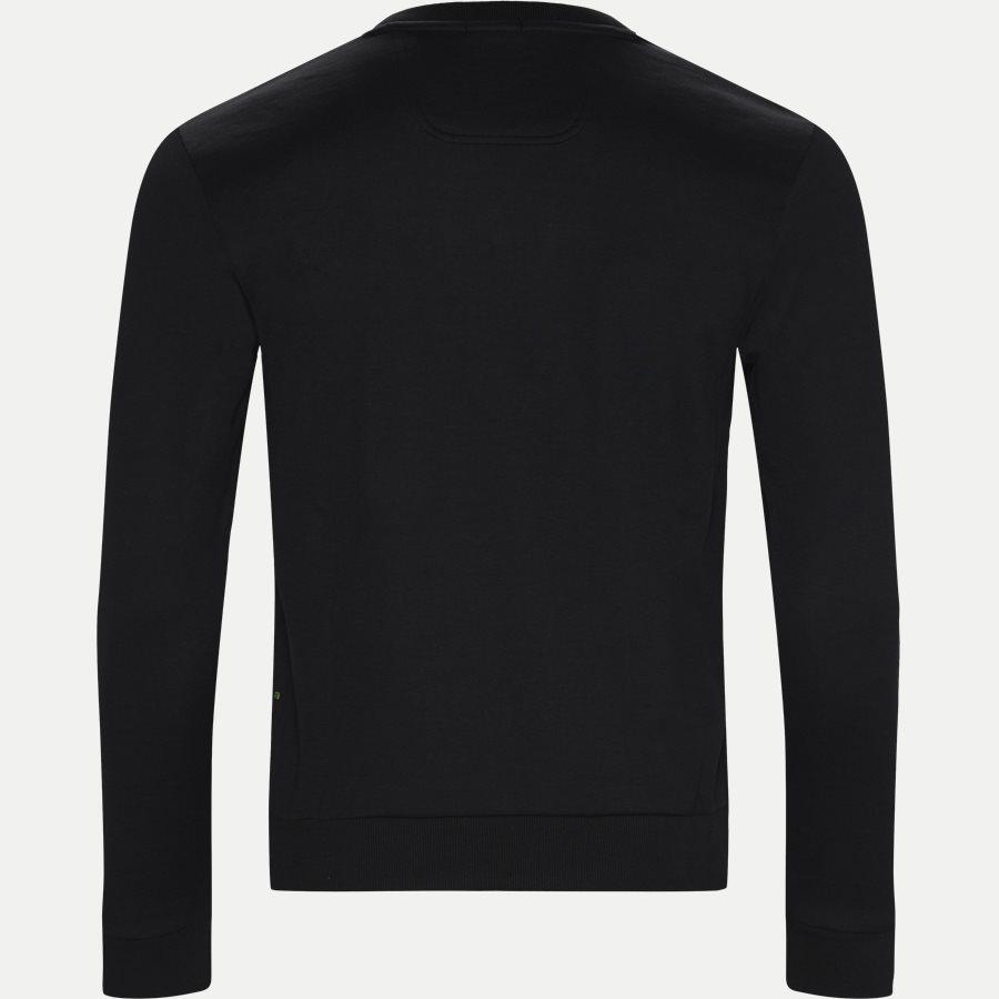 50399391 SALBO - Salbo Sweatshirt - Sweatshirts - Slim - SORT - 2