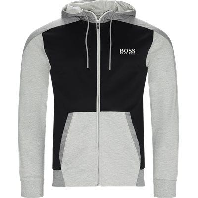 Slim | Sweatshirts | Grau