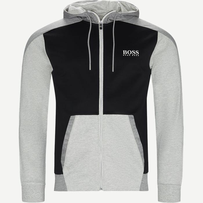 Sweatshirts - Slim - Grå