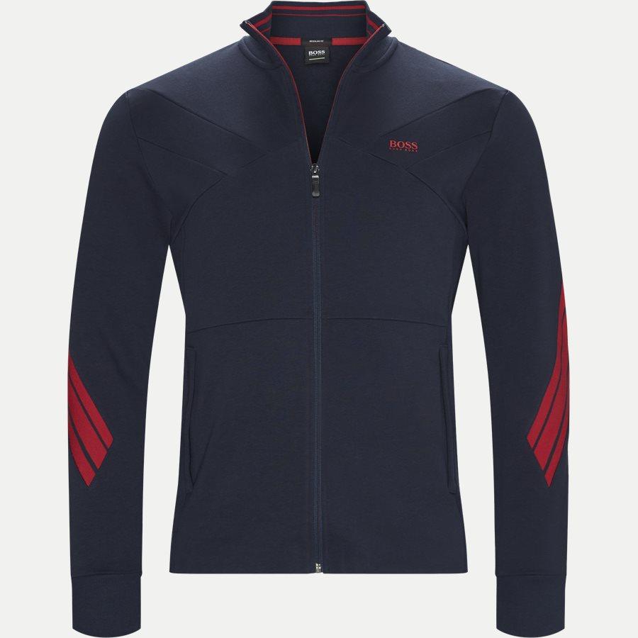 50404427 SKAZ1 - Skaz 1 Sweatshirt - Sweatshirts - Regular - NAVY - 1