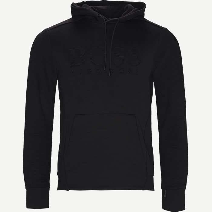 Soody Hoodie - Sweatshirts - Regular - Sort