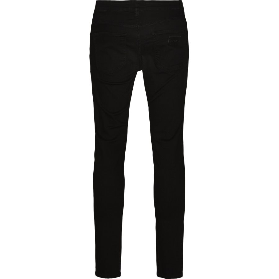 MAX BLK. HOLES - Max Black Holes Jeans - Jeans - Skinny fit - SORT - 2