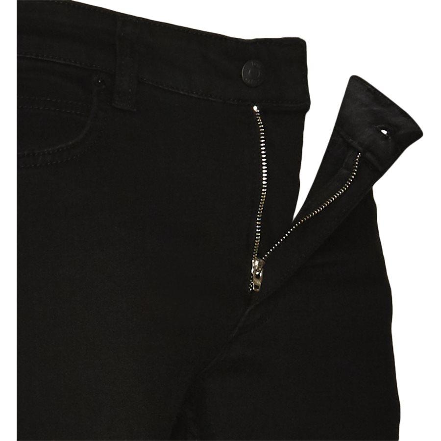 MAX BLK. HOLES - Max Black Holes Jeans - Jeans - Skinny fit - SORT - 4