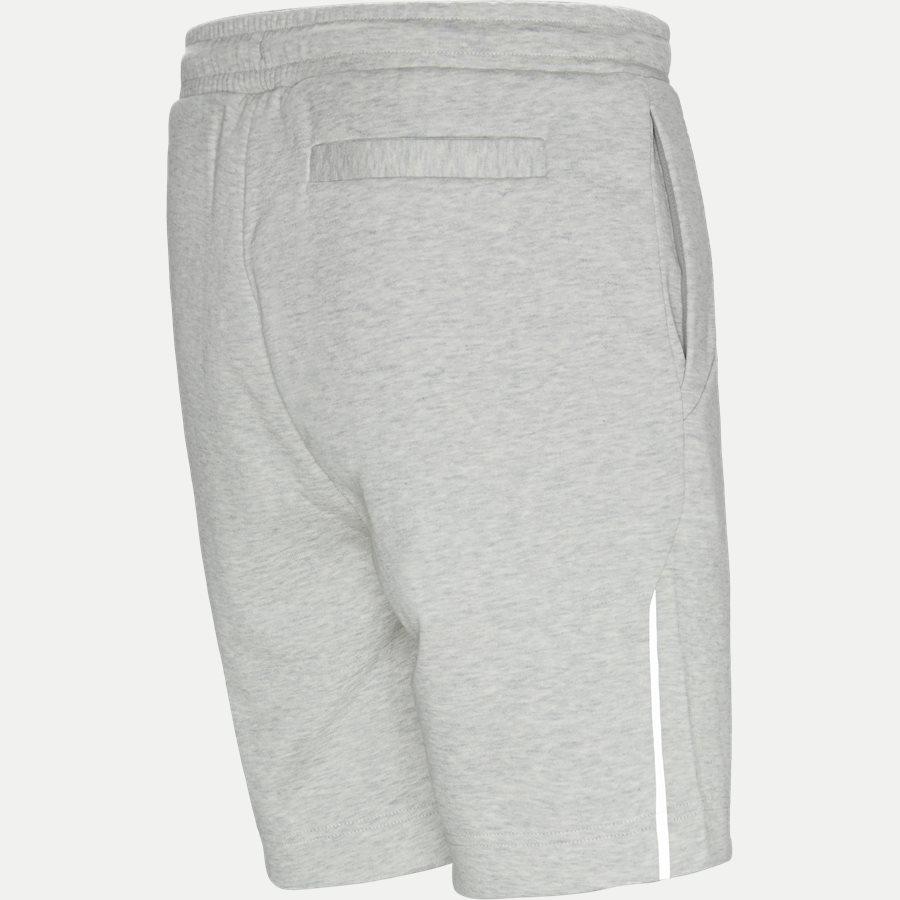 50401525 HEADLO - Headlo Shorts - Shorts - Slim - GRÅ - 3
