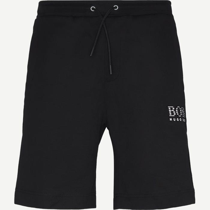 Shorts - Slim - Schwarz