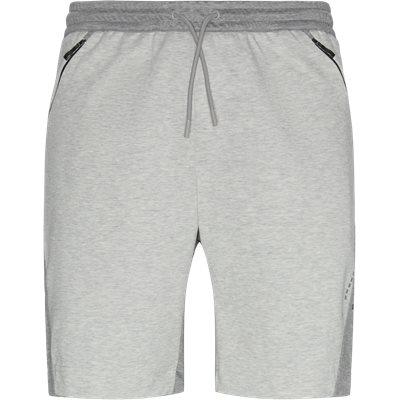 Hsl-Tech Shorts Regular | Hsl-Tech Shorts | Grå