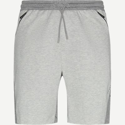 Hsl-Tech Shorts Slim | Hsl-Tech Shorts | Grå