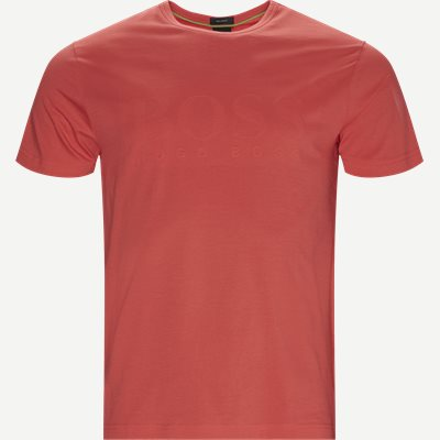 Tee1 T-shirt Regular | Tee1 T-shirt | Rød