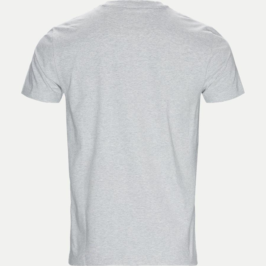 50406010 TEEP1 - Teep1 T-shirt - T-shirts - Slim - GRÅ - 2