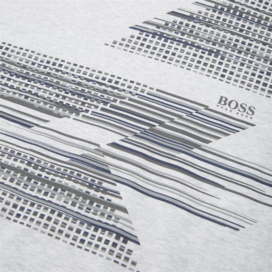 50406010 TEEP1 - Teep1 T-shirt - T-shirts - Slim - GRÅ - 4
