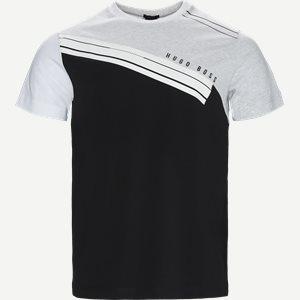 Tee6 T-shirt Regular   Tee6 T-shirt   Hvid
