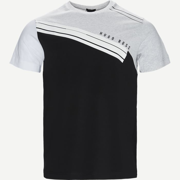 Tee6 T-shirt - T-shirts - Regular - Hvid