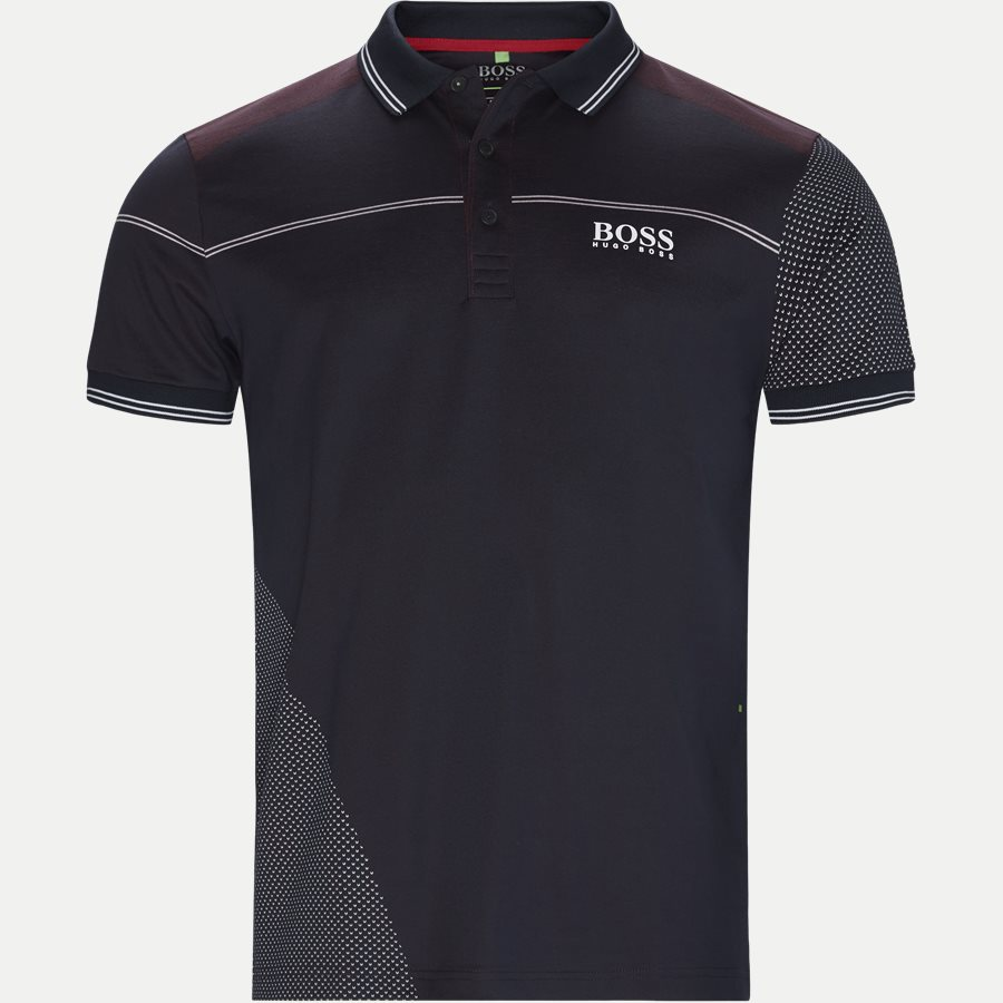 50403542 PADDY PRO 3 - Paddy Pro3 Polo T-shirt  - T-shirts - Regular - NAVY - 1