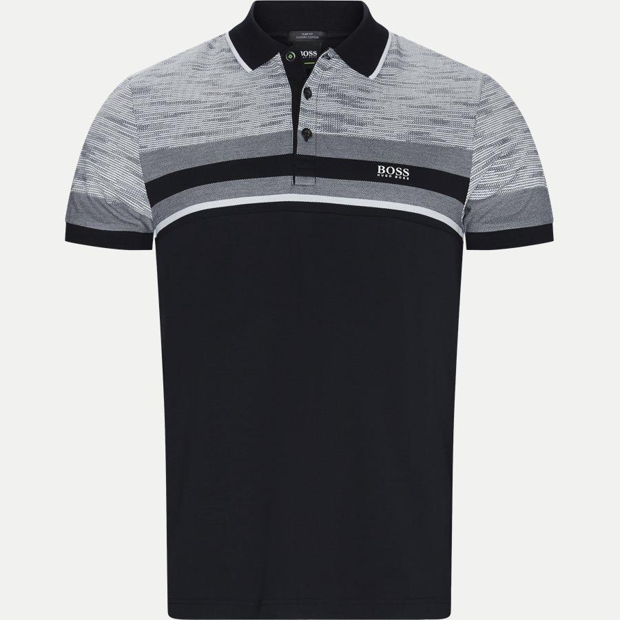 50404265 PAULE 5 - Paule5 Polo T-shirt - T-shirts - Slim - SORT - 1