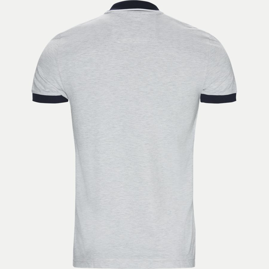 50399185 PAULE 4. - Paule4 Polo T-shirt - T-shirts - Slim - GRÅ - 2