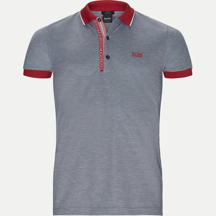 50399185 PAULE 4. - Paule4 Polo T-shirt - T-shirts - Slim - NAVY - 1