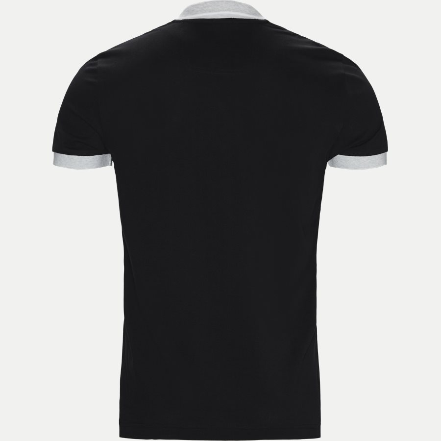 50399185 PAULE 4. - Paule4 Polo T-shirt - T-shirts - Slim - SORT - 2