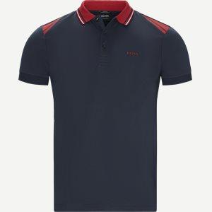 Paule1 Polo T-shirt Slim   Paule1 Polo T-shirt   Blå