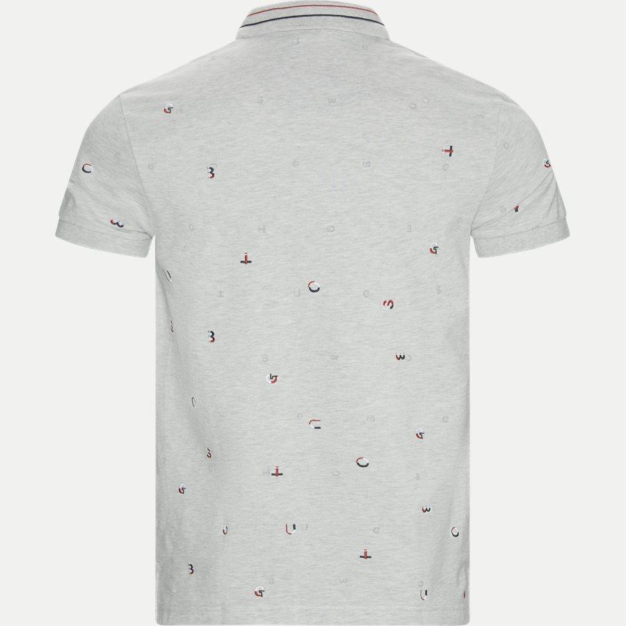 50404209 PADDY 7 - Paddy 7 Polo T-shirt - T-shirts - Regular - GRÅ - 2