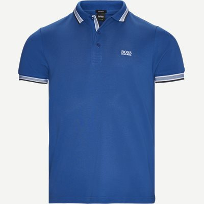 Paddy Polo T-shirt Regular | Paddy Polo T-shirt | Blå