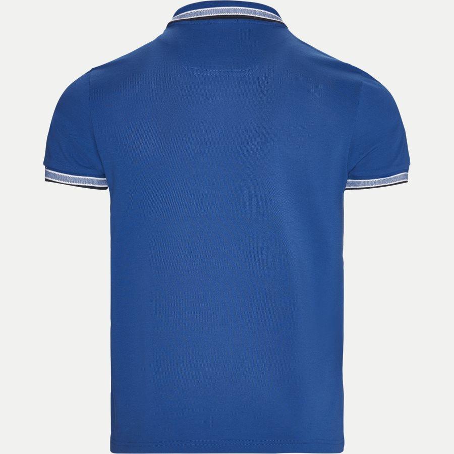 50398302 PADDY. - Paddy Polo T-shirt - T-shirts - Regular - BLÅ/HVID - 2