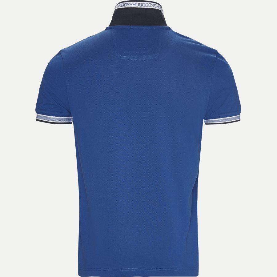 50398302 PADDY. - Paddy Polo T-shirt - T-shirts - Regular - BLÅ/HVID - 4