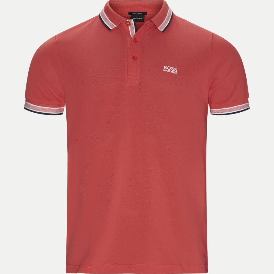50398302 PADDY - Paddy Polo T-shirt - T-shirts - Regular - CORAL - 1