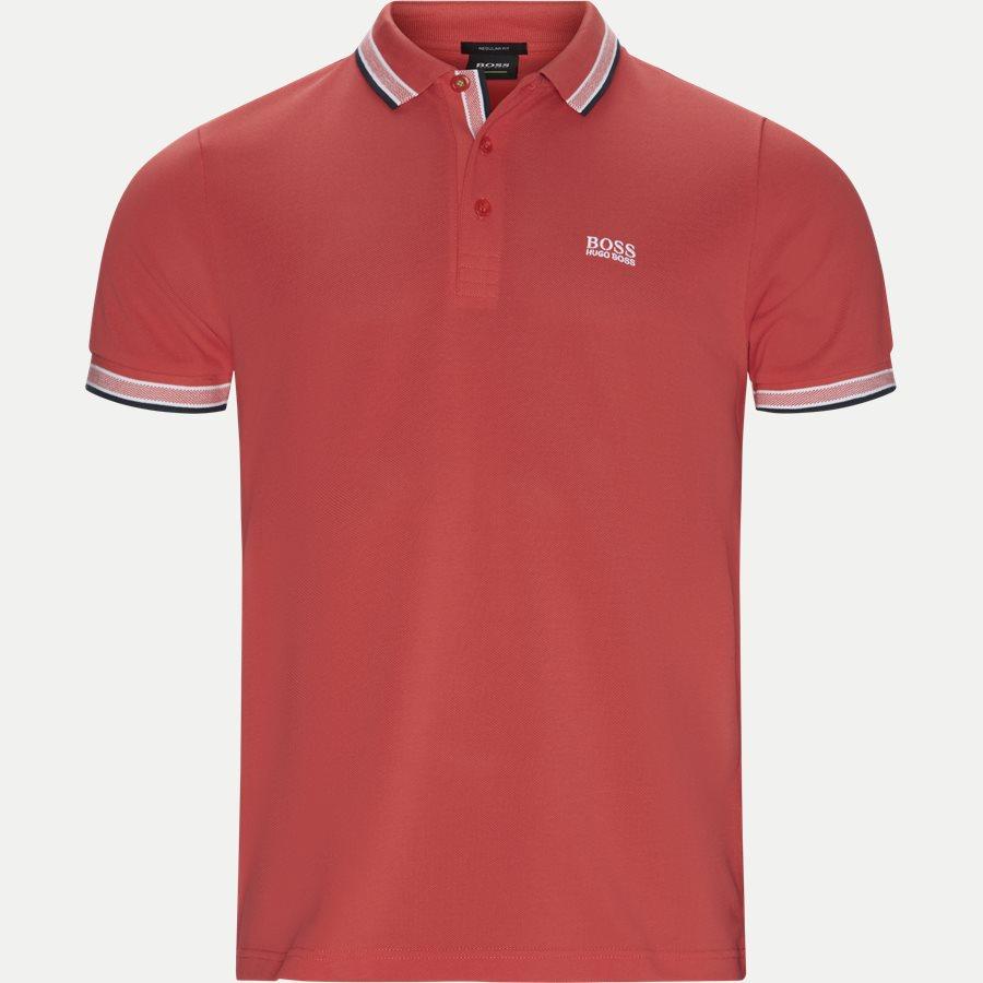 50398302 PADDY. - Paddy Polo T-shirt - T-shirts - Regular - CORAL - 1