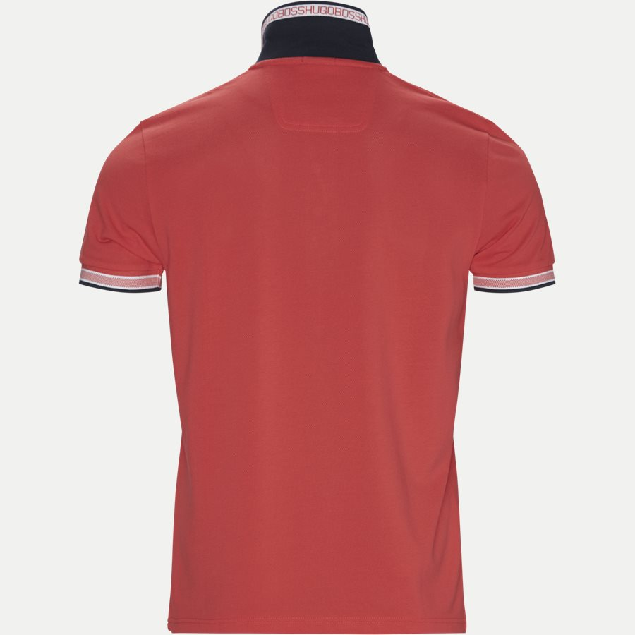 50398302 PADDY - Paddy Polo T-shirt - T-shirts - Regular - CORAL - 3