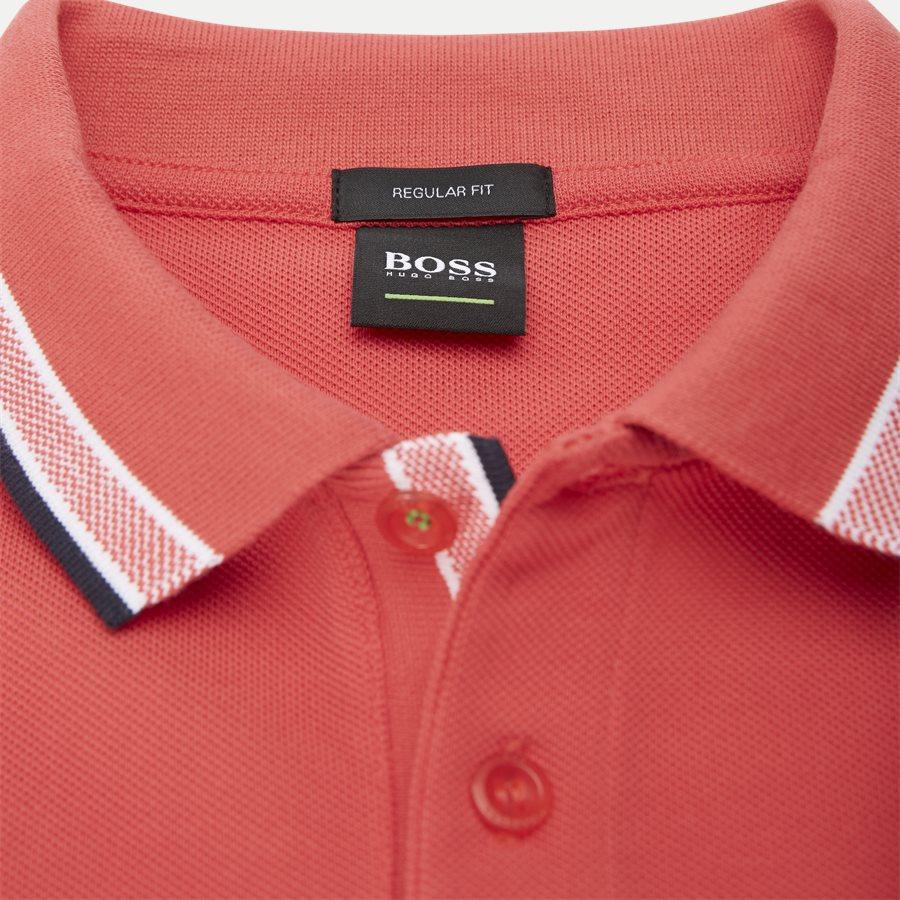 50398302 PADDY. - Paddy Polo T-shirt - T-shirts - Regular - CORAL - 4