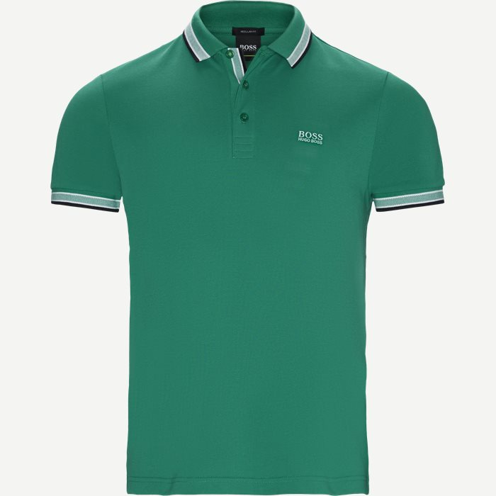 Paddy Polo T-shirt - T-shirts - Regular - Grøn