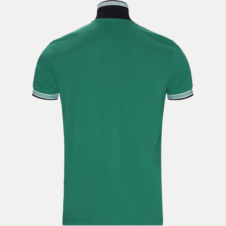 50398302 PADDY. - Paddy Polo T-shirt - T-shirts - Regular - GRØN - 3