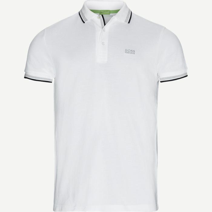 Paddy Polo T-shirt - T-shirts - Regular - Hvid