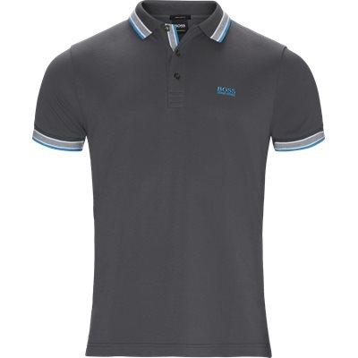 Paddy Polo T-shirt Regular | Paddy Polo T-shirt | Grå
