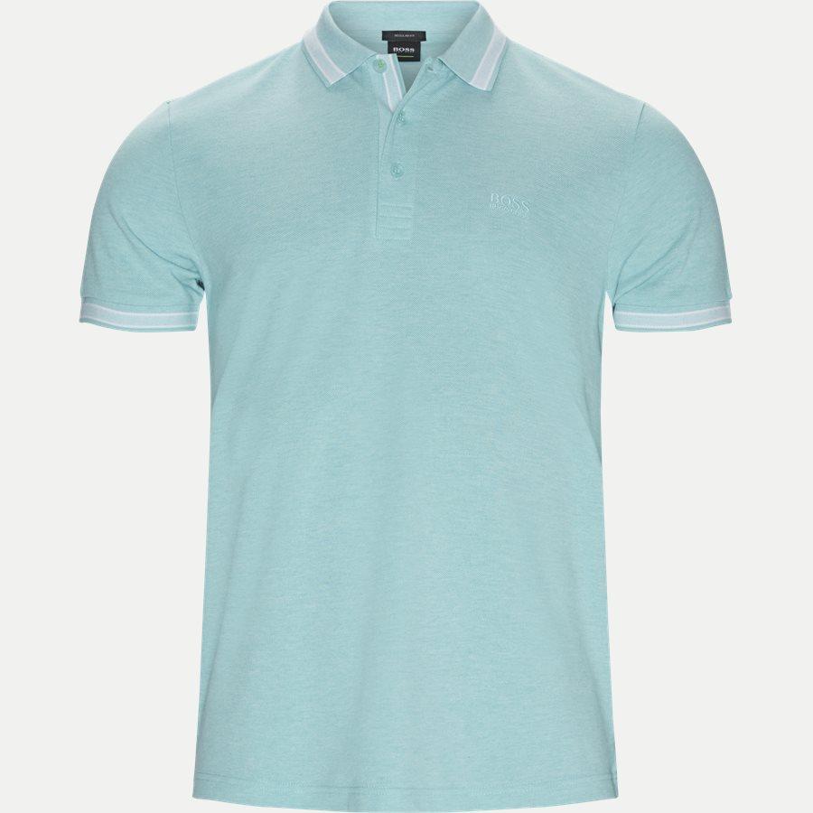 50398302 PADDY - Paddy Polo T-shirt - T-shirts - Regular - MINT - 1