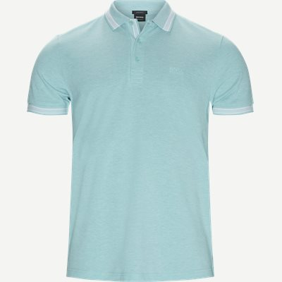 Paddy Polo T-shirt Regular | Paddy Polo T-shirt | Turkis