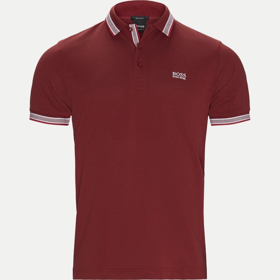 50398302 PADDY. - Paddy Polo T-shirt - T-shirts - Regular - rust - 1