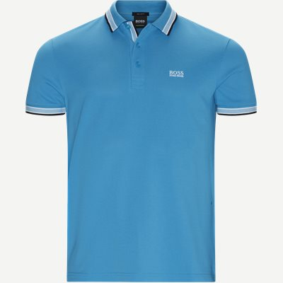 Paddy Polo T-shirt Regular | Paddy Polo T-shirt | Turkis