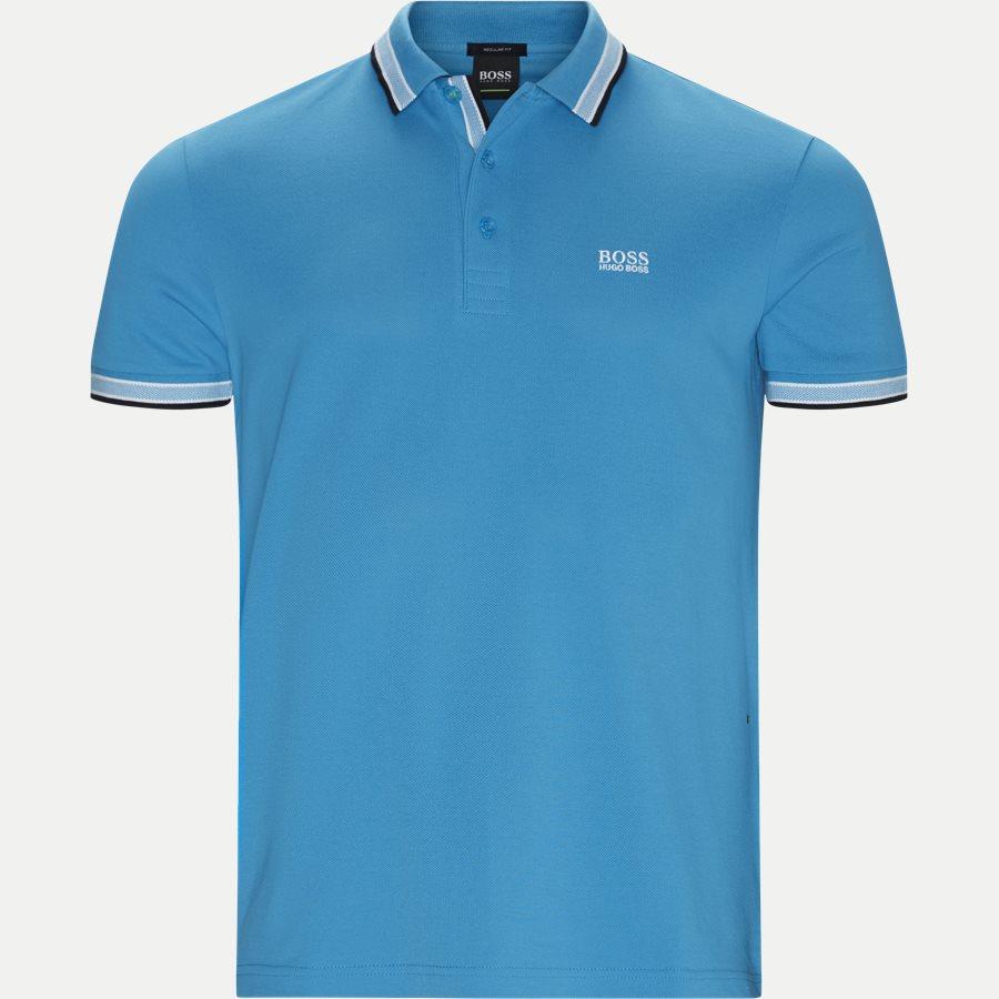 50398302 PADDY - Paddy Polo T-shirt - T-shirts - Regular - TURKIS - 1
